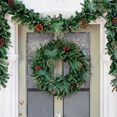 Best Selling Wreaths & Garlands