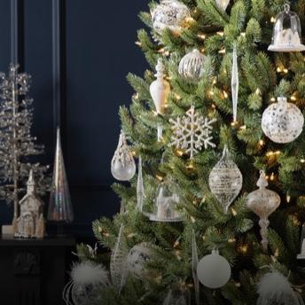 Artificial Christmas Trees Christmas Ornaments Home Decor