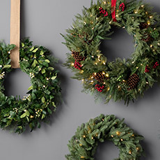 Best Selling Wreaths & Garlands