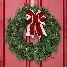 Wreaths and Garlands on Sale