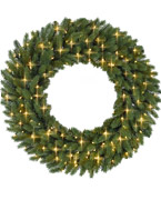 Over $200 Wreaths and Garlands