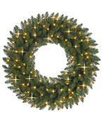 $60 - $100 Wreaths and Garlands